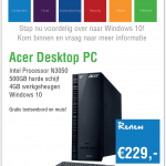 Acer pc