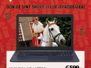 Onze Sinterklaas Folder is uit!!!!!