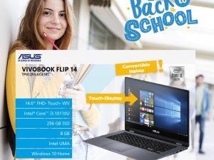 Onze Back to School folder is uit!!!!